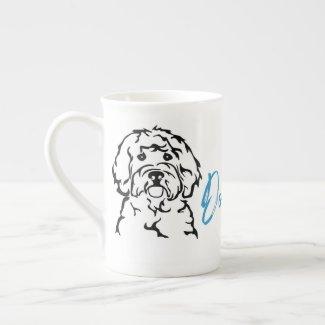Bone China Doodle Joy! Mug
