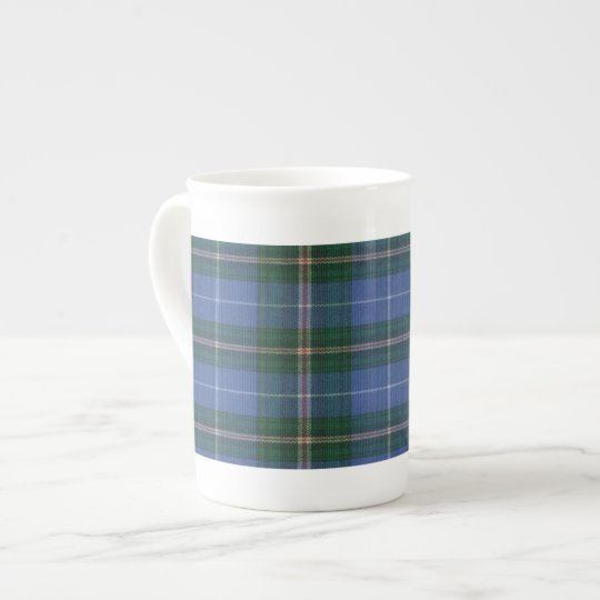 Bone China Nova Scotia Tartan Cup