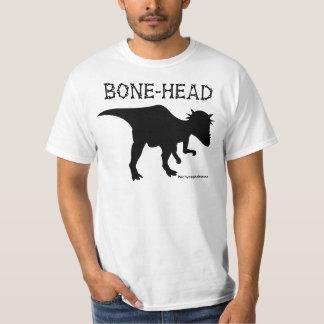 Bone Head (Dinosaur T-Shirt) T-Shirt