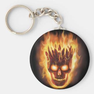 Bone head Explodes Key Ring
