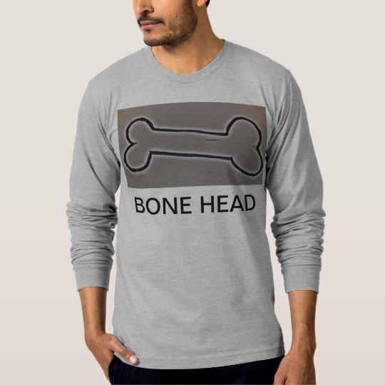 BONE HEAD T-SHIRT