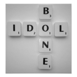 BONE IDOL 2 - poster