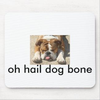bone mouse pad