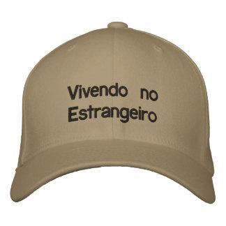 boné para estrangeiros embroidered hats