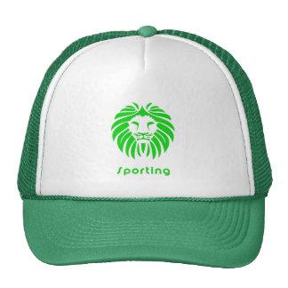 Boné Sporting
