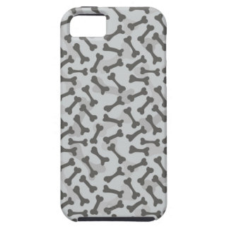 Bone Texture Pattern Greyscale iPhone 5 Cover