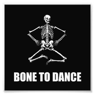 Bone To Dance Photograph