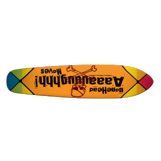 BoneHead Aaaauuughhh Moves-Old Schoolers Wrote Th Skateboards