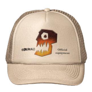 Bonehead official equipment hat
