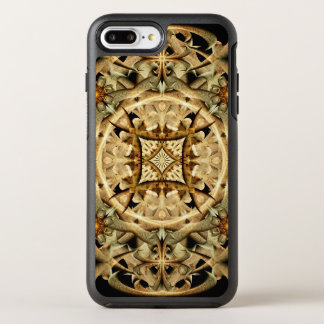 Bones Mandala OtterBox Symmetry iPhone 7 Plus Case
