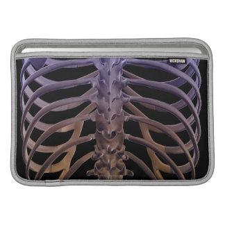 Bones of the Back Sleeve For MacBook Air
