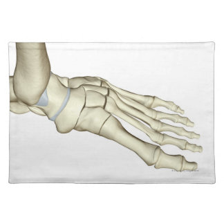 Bones of the Foot 2 Placemat