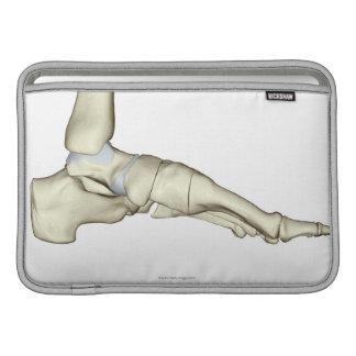 Bones of the Foot 7 MacBook Sleeve