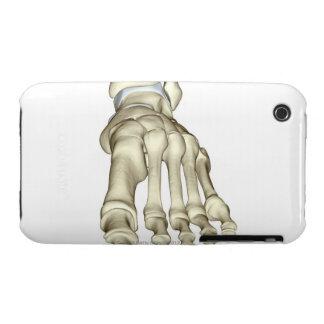 Bones of the Foot 8 iPhone 3 Case-Mate Cases