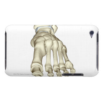 Bones of the Foot 8 iPod Case-Mate Case