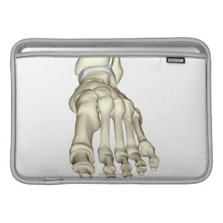 Bones of the Foot 8 MacBook Sleeves