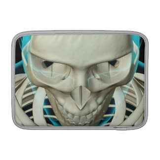 Bones of the Head and Face Sleeve For MacBook Air