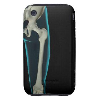 Bones of the Hip 3 Tough iPhone 3 Case