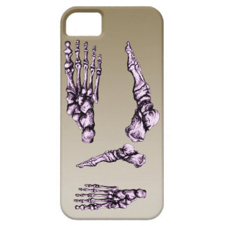 Bones of the Human Foot Barely There iPhone 5 Case