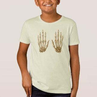 Bones of the Human Hand Tshirt