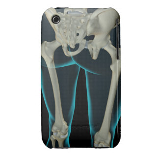 Bones of the Lower Limb 2 iPhone 3 Covers