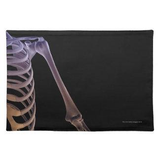 Bones of the Shoulder Placemat