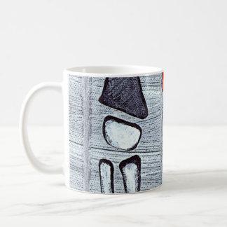 bones of the sun classic white coffee mug