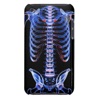 Bones of the Trunk 2 Barely There iPod Cases