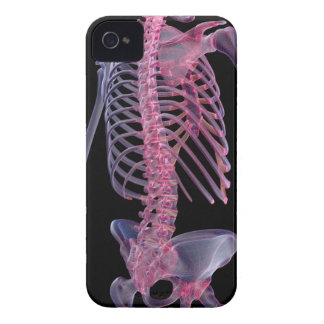 Bones of the Trunk iPhone 4 Cover