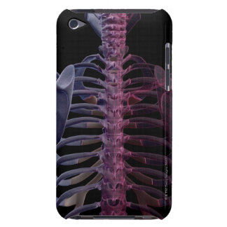 Bones of the Upper Body 7 iPod Touch Case-Mate Case