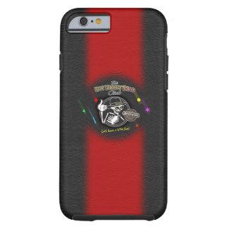 Bones Party Line Red Tough iPhone 6 Case