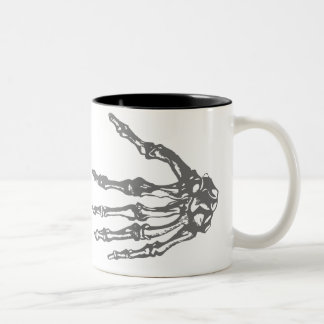 Boney Hands Coffee Mug