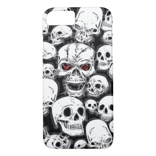 Boneyard Fractal iPhone 7 Case