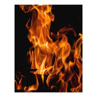 Bonfire 21.5 Cm X 28 Cm Flyer