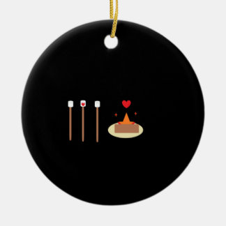 Bonfire Day Christmas Ornament