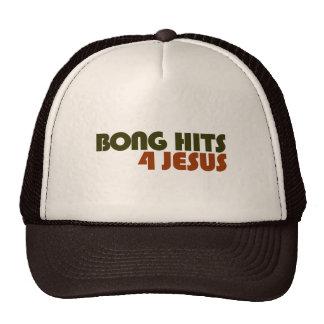 Bong Hits For Jesus Cap