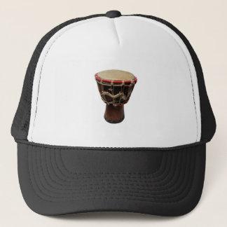 Bongo Drum Trucker Hat