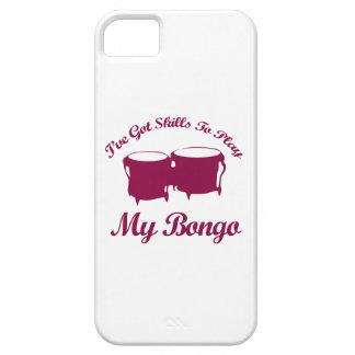 bongo musical designs iPhone 5 covers
