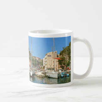 Bonifacio Corsica Basic White Mug
