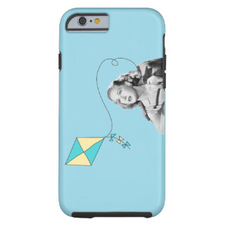 Bonita Granville iPhone Case - Blue