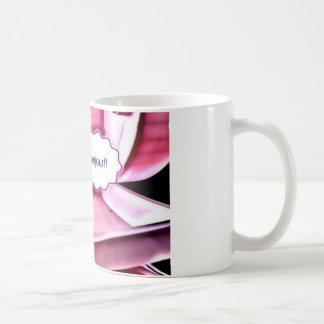 Bonjour Hamster Coffee Mug