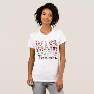 bonjour paris T-Shirt