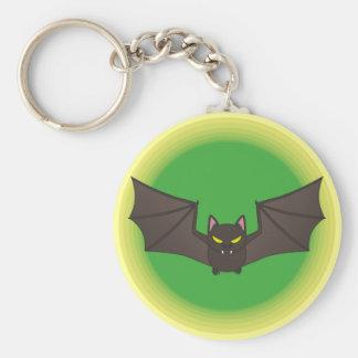 Bonkers Bat Keychain