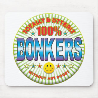 Bonkers Totally Mousepad