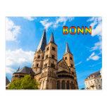Bonn 001C Postcard