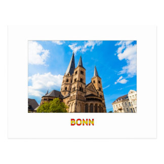 Bonn 001D Postcard