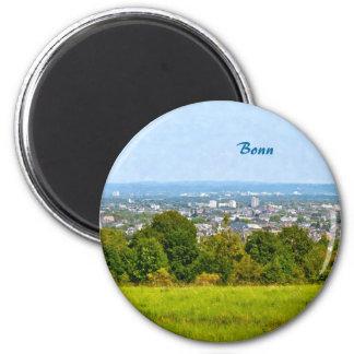 Bonn 6 Cm Round Magnet