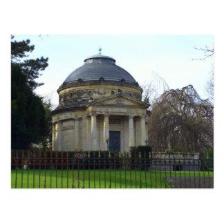 Bonn Mausoleum Postcards