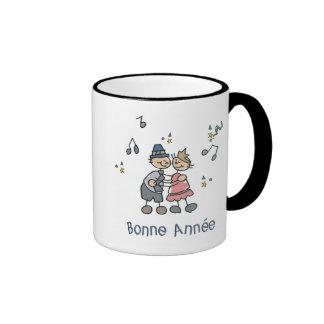 Bonne Annee Ringer Mug