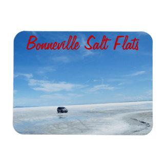 Bonneville Salt Flats Flexible Magnets